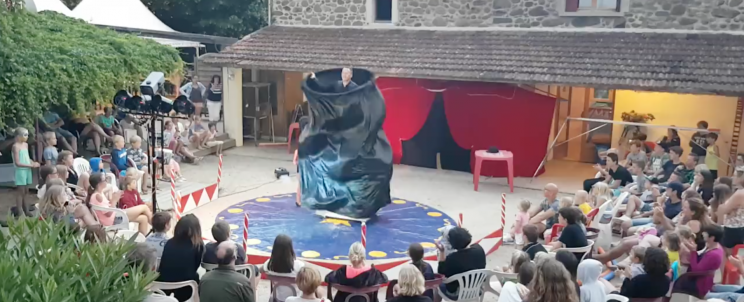 Cirque au Ludo Camping