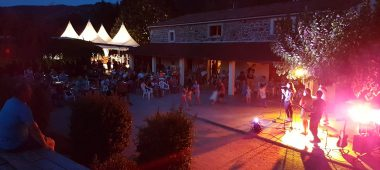 Soirée concert au camping Ludo