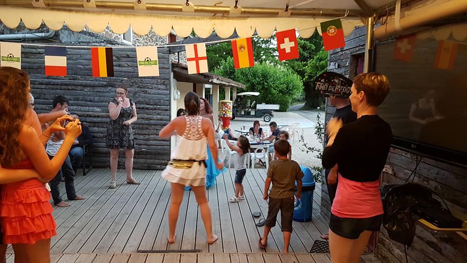 Danse orientale au coeur de l'Ardèche